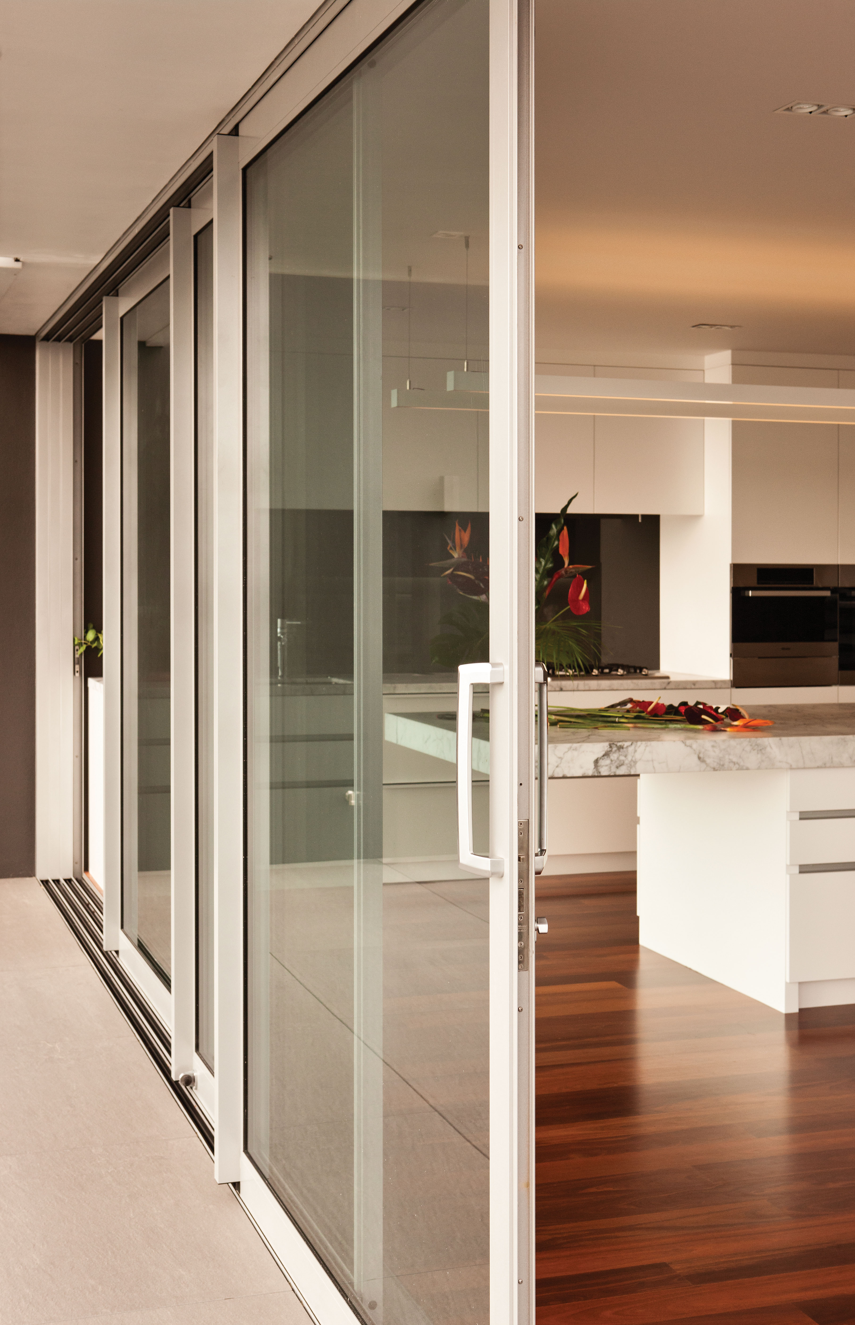Gallery & Sliding and Stacking doors