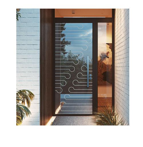 Element door  sc 1 st  Fairview Windows & Entry doors