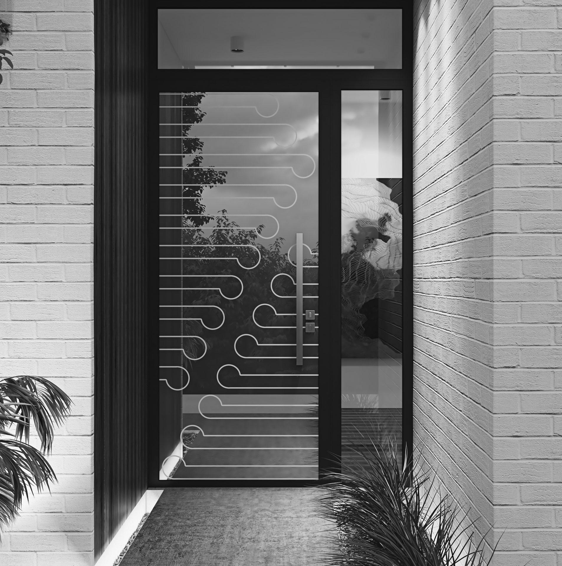 Element door · Platinum door range & Platinum doors