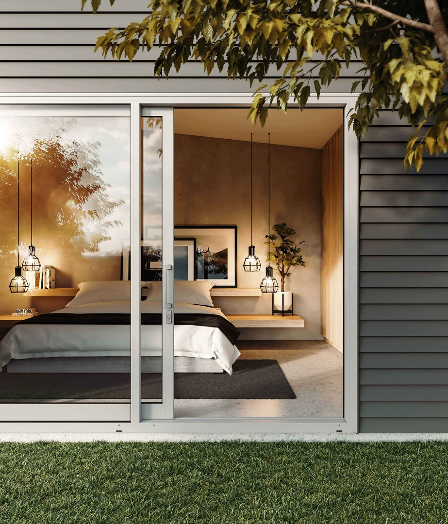 Sliding And Stacking Doors